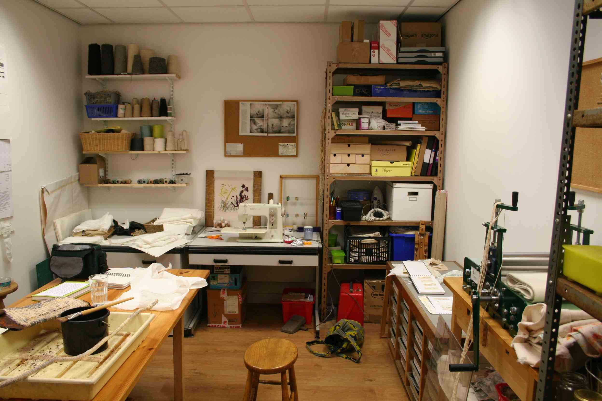Alice Fox studio