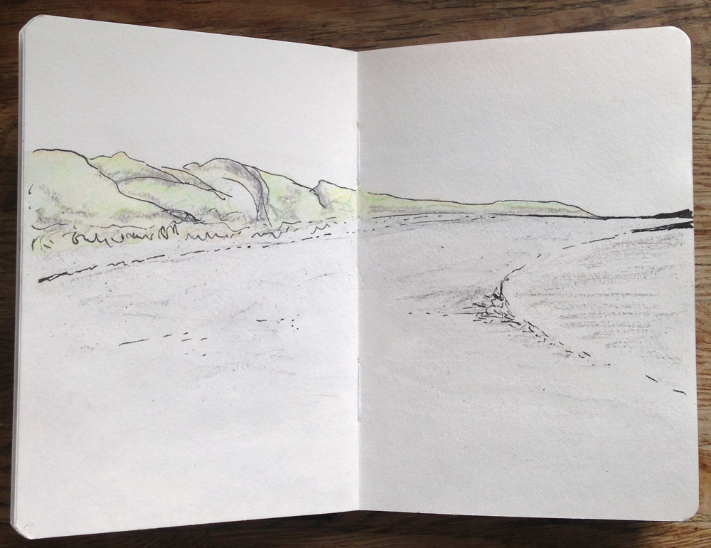 alice-fox-north-uist-beach-sketch