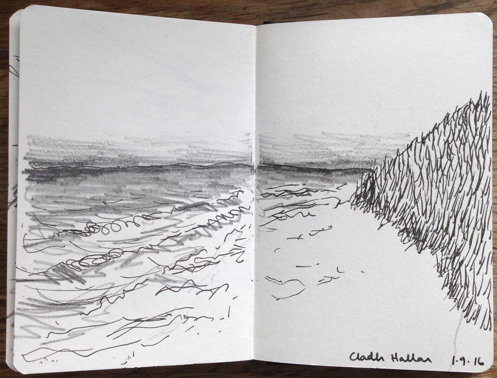 alice-fox-south-uist-beach-sketch