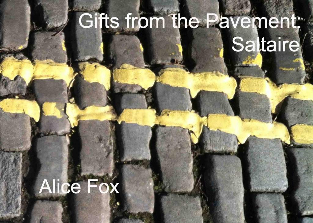 Gifts from the pavement cover