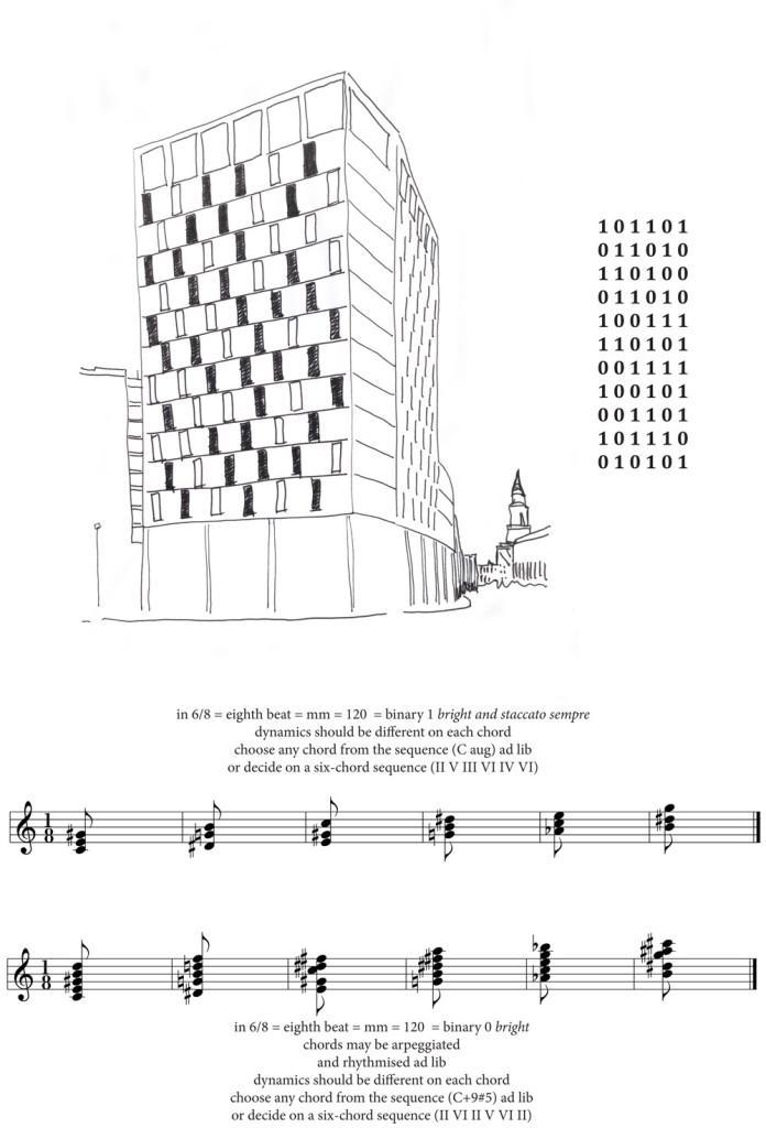 Graphic Score Hilton