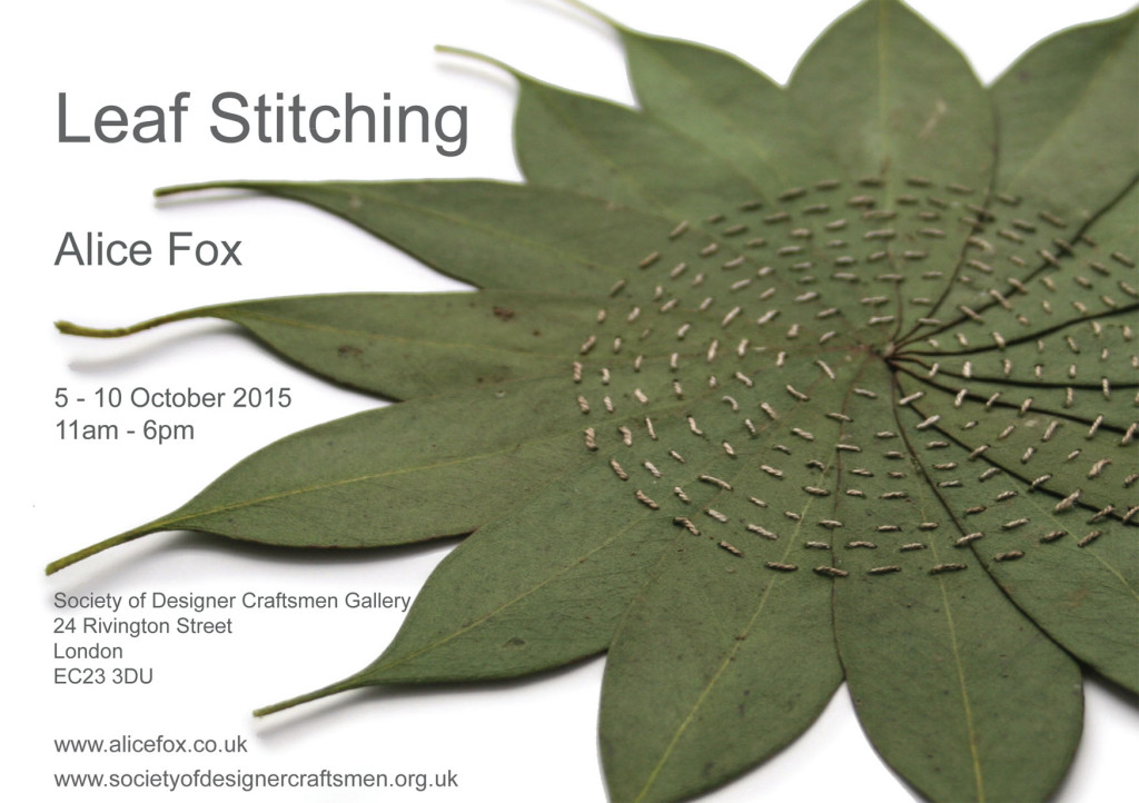 Leaf Stitching Flyer for SDC low res